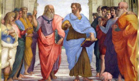 Platão-e-Aristóteles